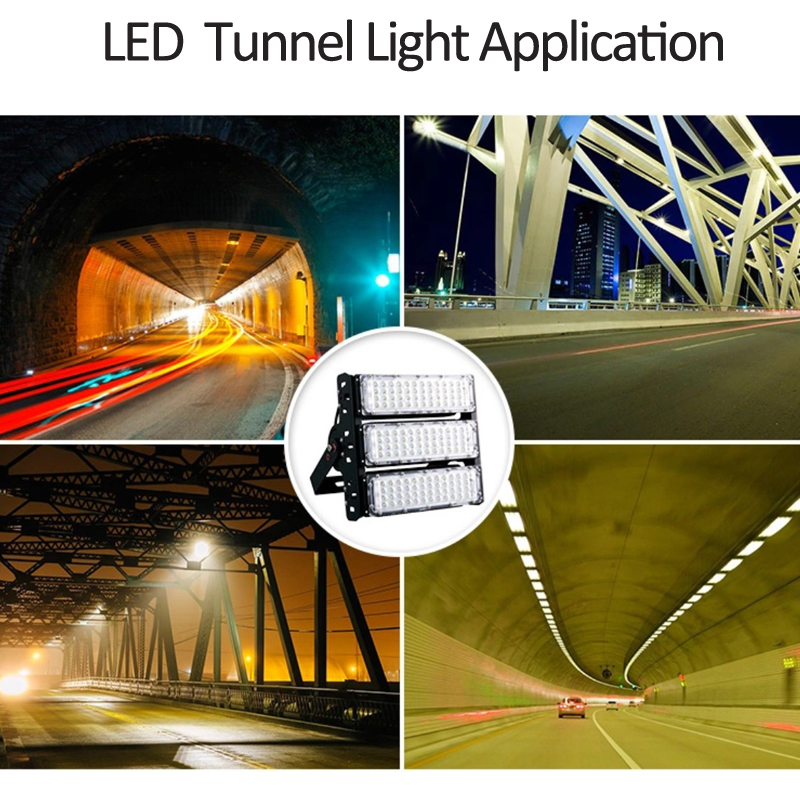 LED Tunnel light Application